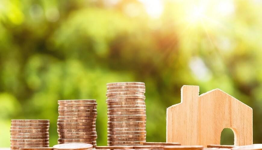 ingatlan árak alakulása