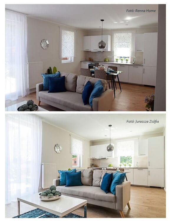 lakás fotózás tippek - nézőpont